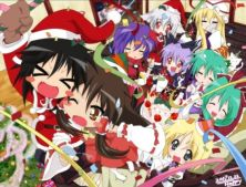 Christmas, now with 100% more Gensyoko Girls!