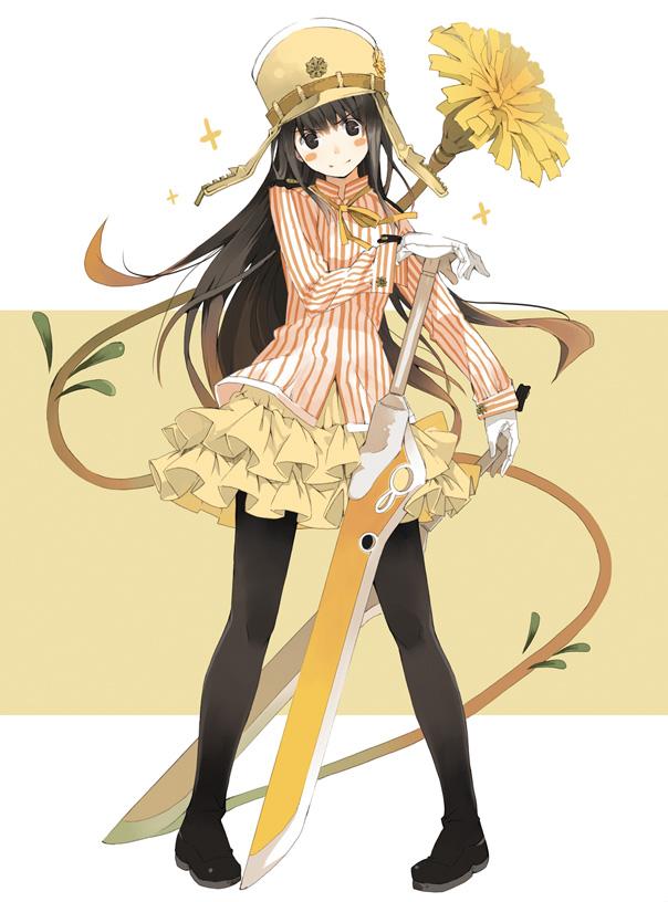 negima_dandelion_sword