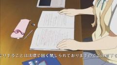 Mugi's pencil case