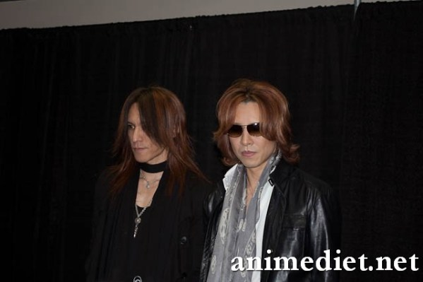 Special Guests of the Masquerade at Otakon- a part of X Japan
