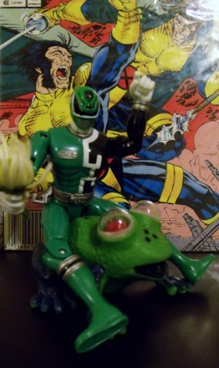 Green Ranger and Uncanny X-Men not included in offer.