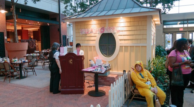 Katsucon 2014: Cherry Tea Maid Cafe
