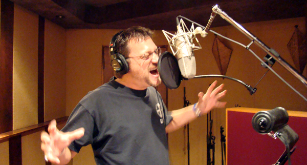 Happy Birthday to American Voice Actor Steve Blum (April 28, 2014)