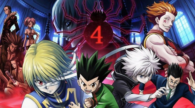 """Hunter x Hunter: Phantom Rouge"" Film Scheduled to Air In Several Asian Countries"