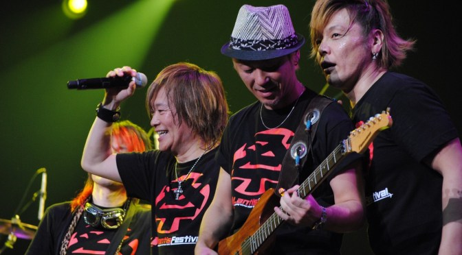 Interview: JAM Project