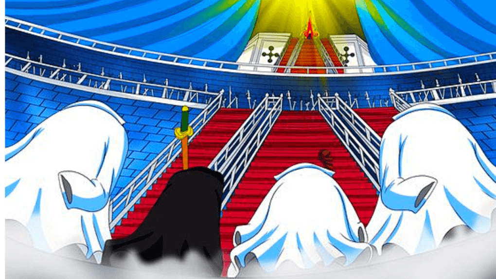 5 Proven Facts about Imu Sama   Who is imu sama in one piece?