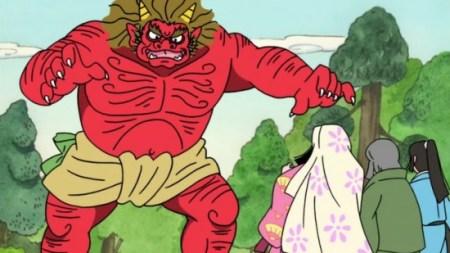 Oni From Folktales Japan Furusato Saisei Nippon No Mukashi Banashi