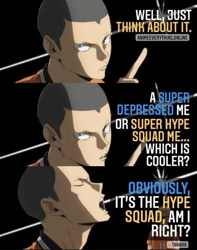 Tanaka Ryuunosuke quotes