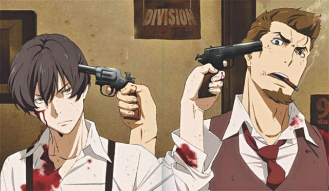 91_days_revenge anime