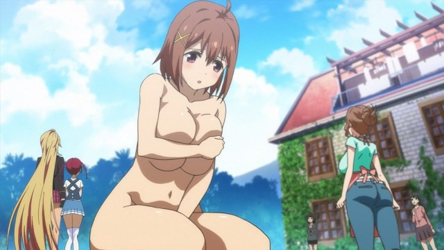 Nimi Minimi  - ecchi anime giantess