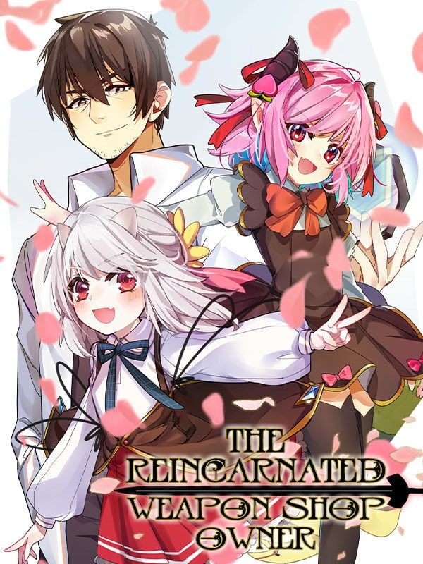 Fantasy manga recommendation - reincarnated weapon shop owner