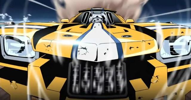 Redline - car race anime