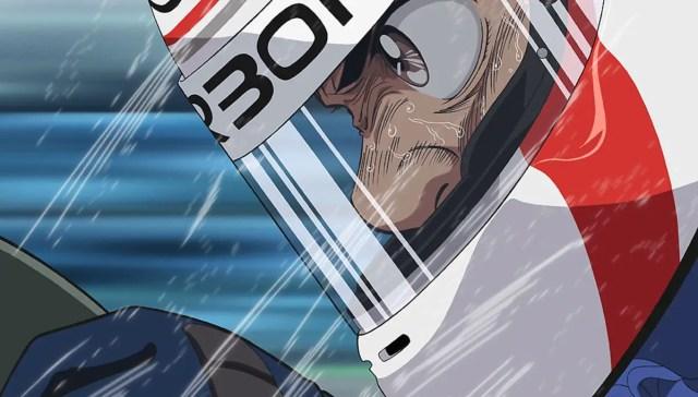 capeta - go kart anime