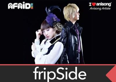 Featured Artiste – fripSide
