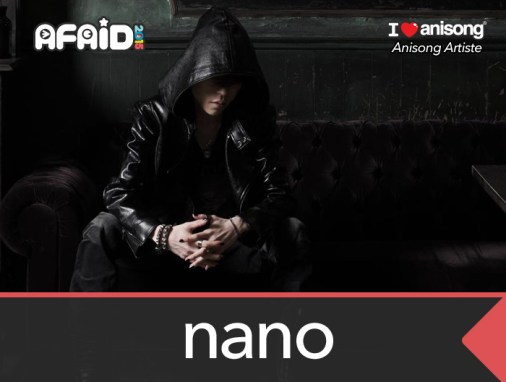 Featured Artiste – nano