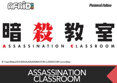Featured Anime: Assassination Classroom