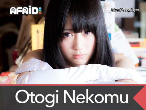 Featured Cosplayer – Otogi Nekomu