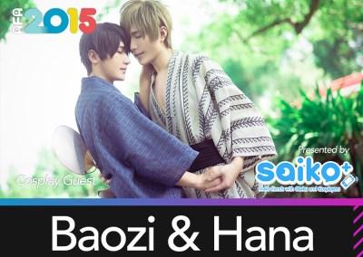 Featured Cosplayer – Baozi & Hana