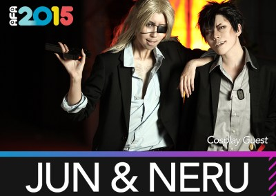 Featured Cosplayer – JUN & NERU