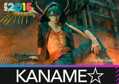 Featured Cosplayer – KANAME☆