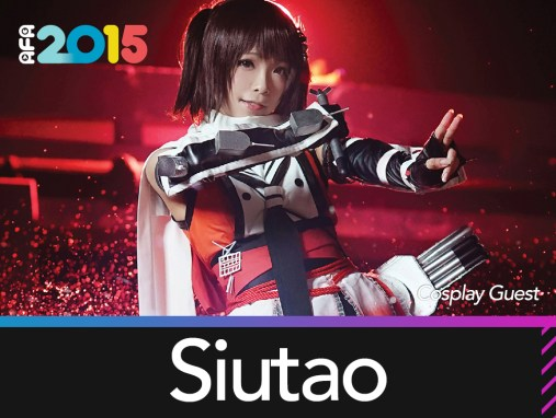 Featured Cosplayer – Siutao