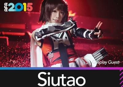 Featured Cosplayer – Siutao
