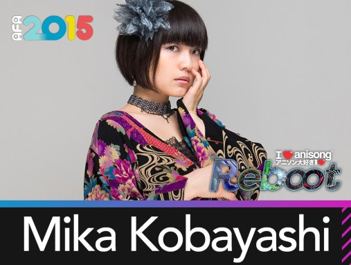Featured Artiste – Mika Kobayashi