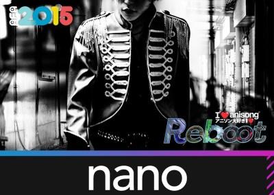 FEATURED ARTISTE – nano