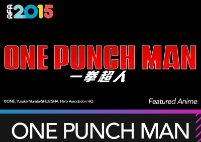 Featured Anime: ONE PUNCH MAN