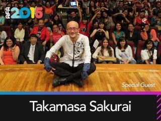 Special Guest: Takamasa Sakurai