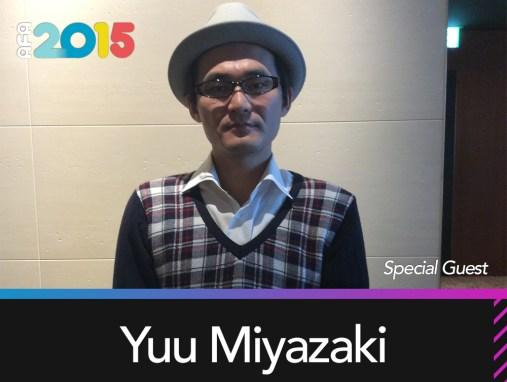 Special Guest: Yuu Miyazaki