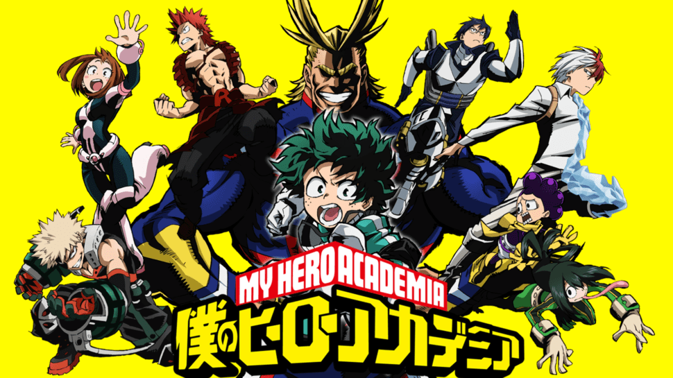 Boku no Hero Aacademia - أكاديمية بطلي