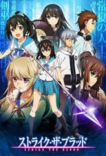 Poster anime Strike the Blood IVSub Indo