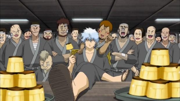 Gintama sæson 3
