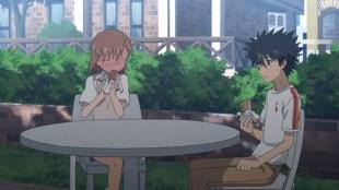 3. Touma Kamijou × Mikoto Misaka ( A Certain Magical Index)