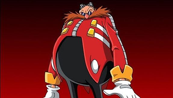 Dr. Eggman / Robotnik - Sonic