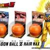 DragonBall Z hårvoks