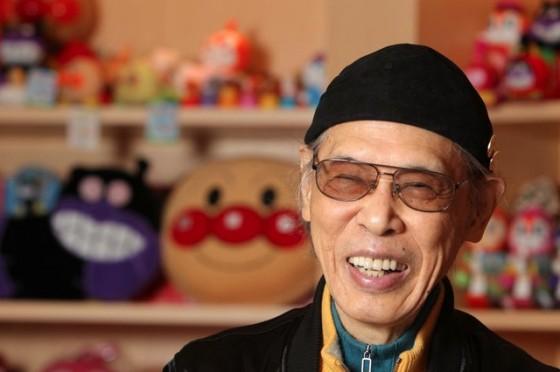 Skaberen af Anpanman, Yanase Takashi, er død