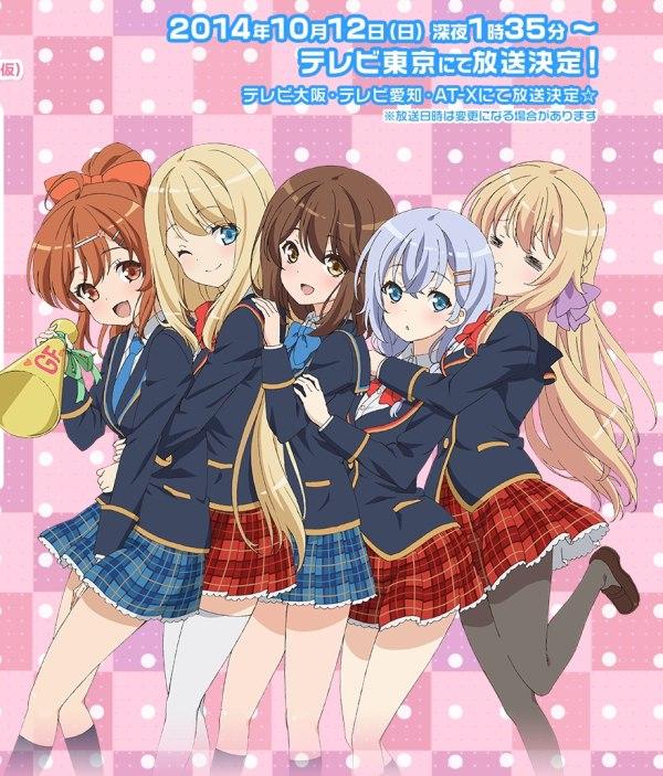 Girl Friend (Kari) anime trailer og info
