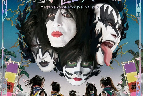Momoiro Clover Z vs KISS musik video