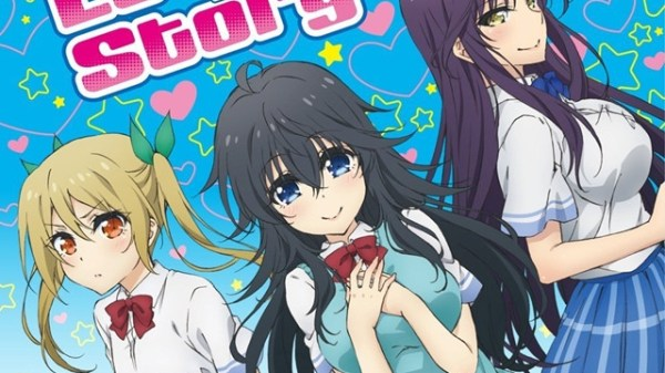"""Luce Twinkle Wink☆ """"And you thought there is never a girl online?"""" anime åbning"""
