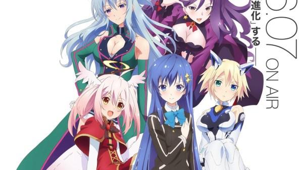 Ange Vierge TV anime billede