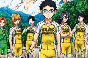 4. Yowamushi Pedal New Generation