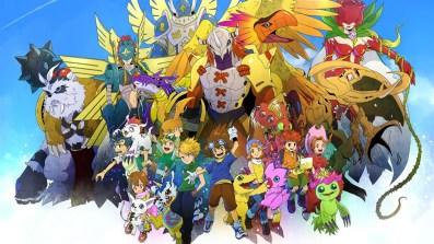 18. Digimon Adventure