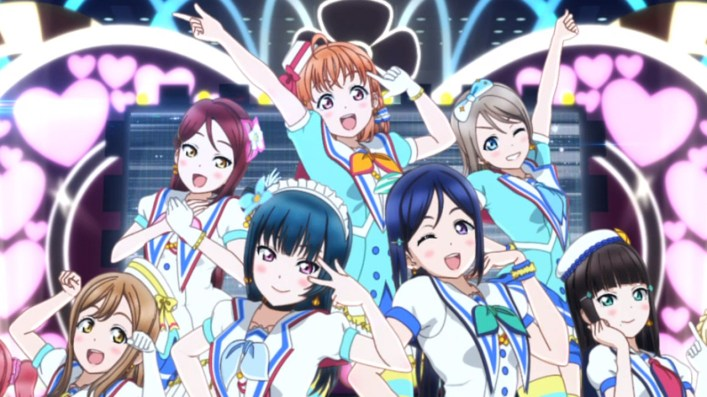 33. Love Live! Sunshine!!
