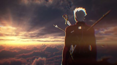 37. Fate/stay night: Unlimited Blade Works