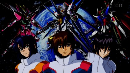 40. Mobile Suit Gundam Seed