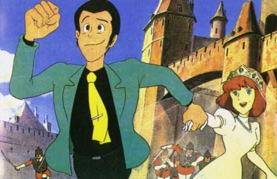 44. Lupin III: Cagliostro no Shiro (Lupin III: Castle of Cagliostro)