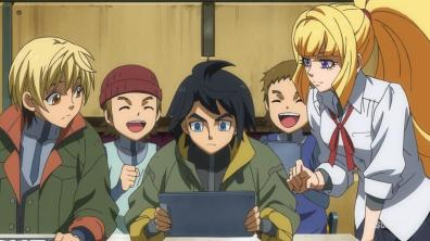 70. Mobile Suit Gundam: Iron-Blooded Orphans