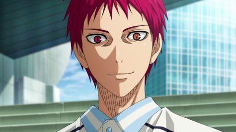 5. Seijuro Akashi (Kuroko no Basket)
